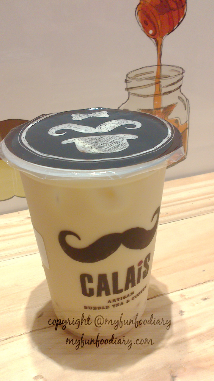Mango Milk Tea Calais Tea