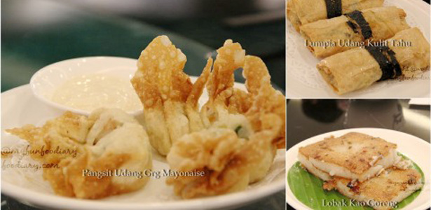 May star chinese food resto yummy dimsum party for Aja asian cuisine menu