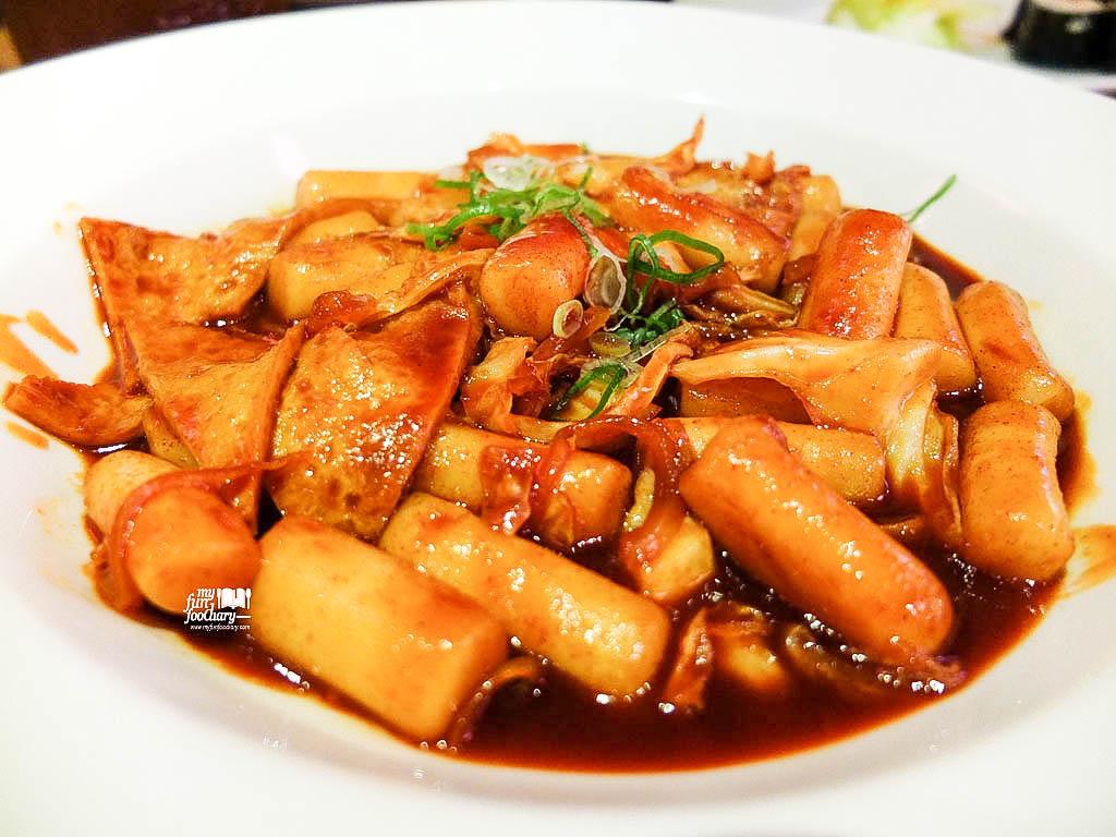 Topokki Korean Restaurant
