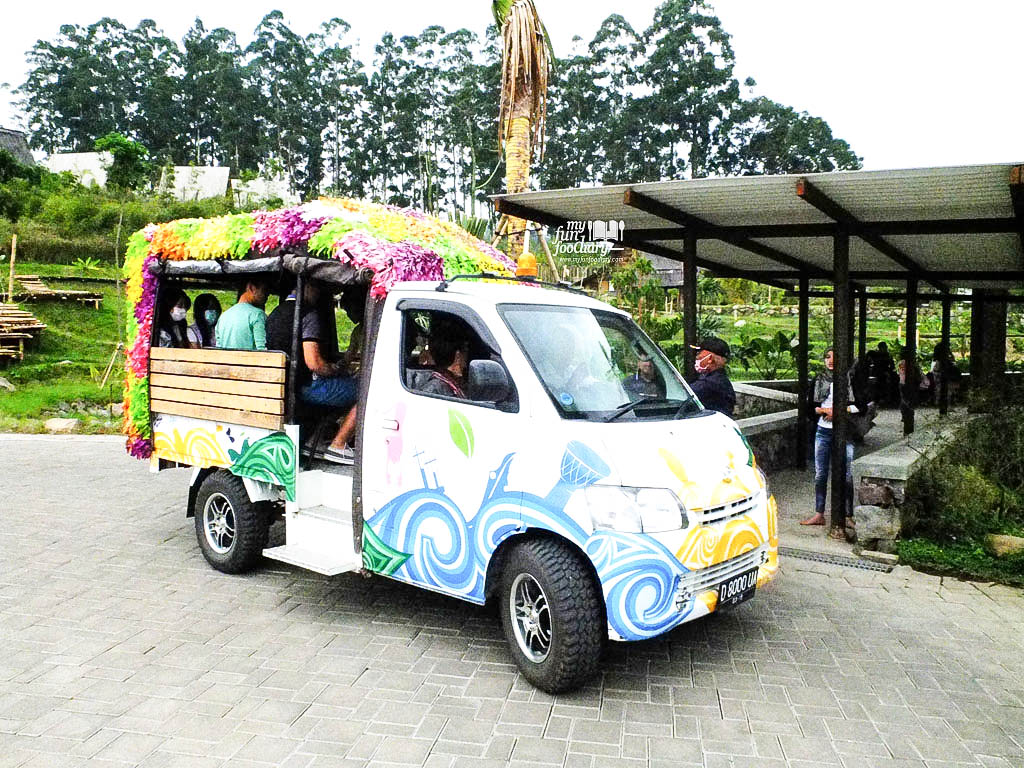 Transport Dusun Bambu