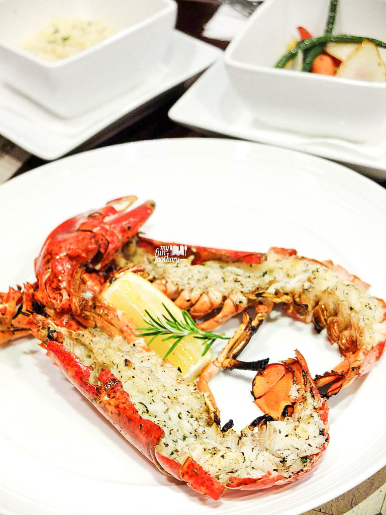 Simple Grilled Whole Lobster Recipe — Dishmaps