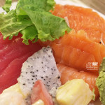 Fresh Sashimi at Olam Restaurant JS Luwansa Hotel by Myfunfoodiary cover