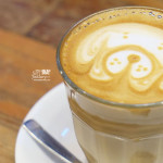 Latte Double Ristretto at Noahs Barn Bandung by Myfunfoodiary cover