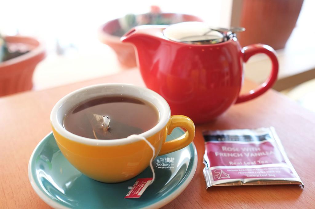 Rose Tea Cafe Hours