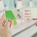 My Suica and Pasmo Travel Card in Japan - by Myfunfoodiary