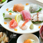 Sashimi Set at SAKE+ Senopati by Myfunfoodiary cover