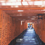 Hiking Trail at Fushimi Inari Taisha Kyoto by Myfunfoodiary