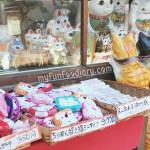 Souvenir Shop at Kiyomizu-dera Temple by Myfunfoodiary