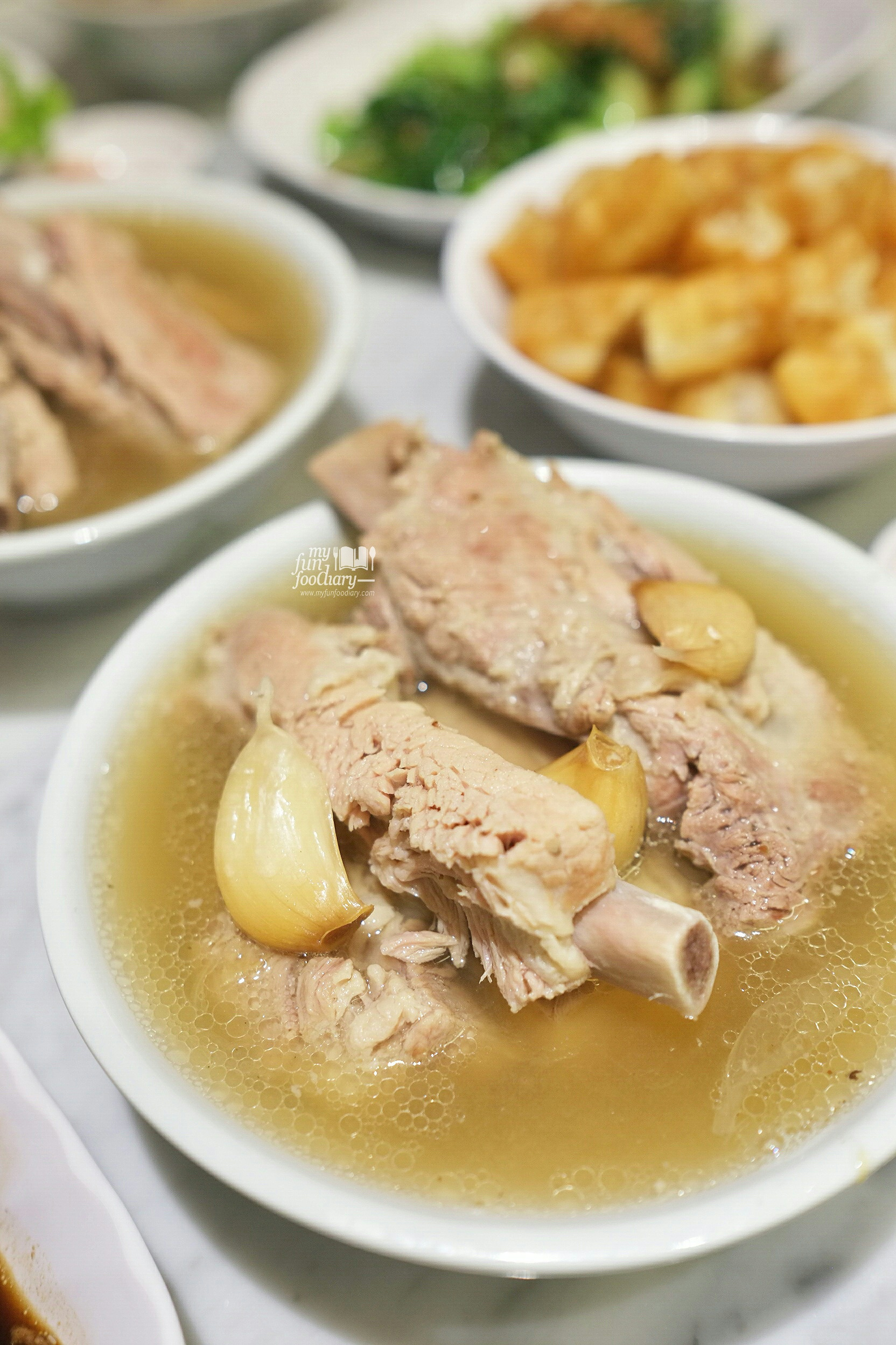 NEW BRANCH] Song Fa Bak Kut Teh at The Jayakarta Food Place, West ...