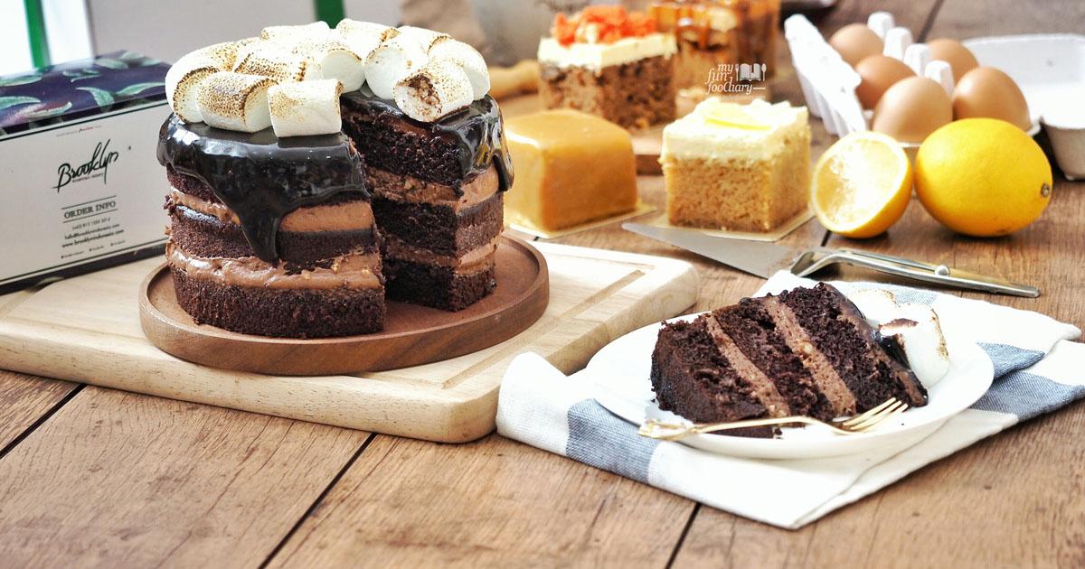 Best Chocolate Cake In Jakarta
