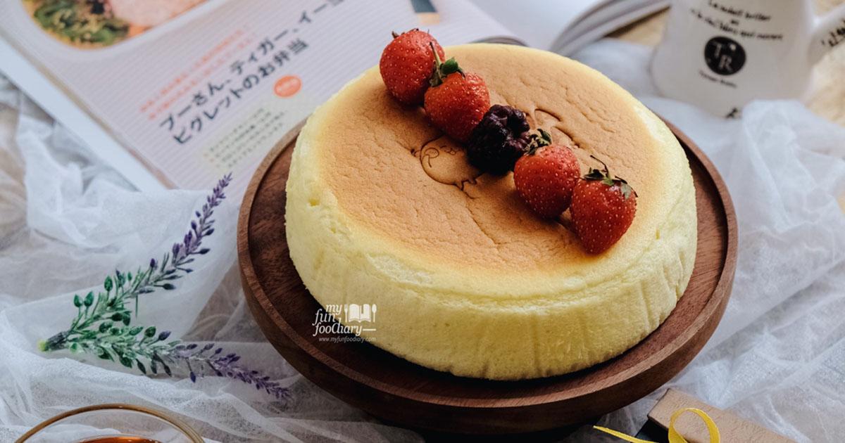 New Spot Fuwa Fuwa Fluffy Japanese Cheesecake In Pik