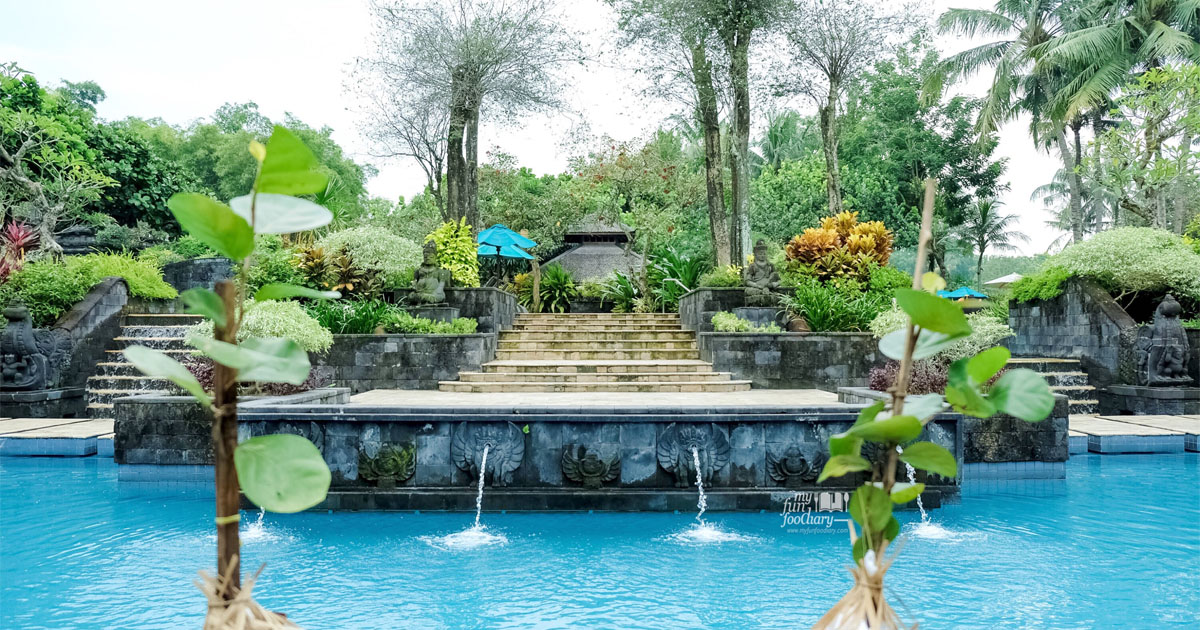 Yogya Memorable Stay Beautiful Garden At Hyatt Regency Yogya