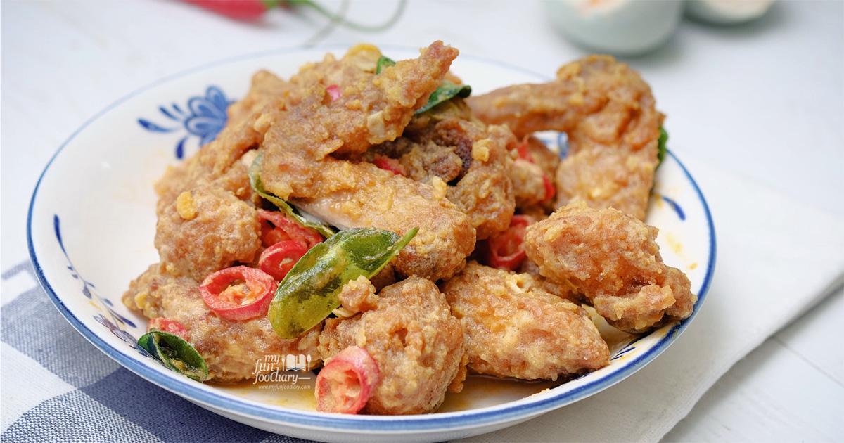 Resep Ayam Goreng Penyet Surabaya