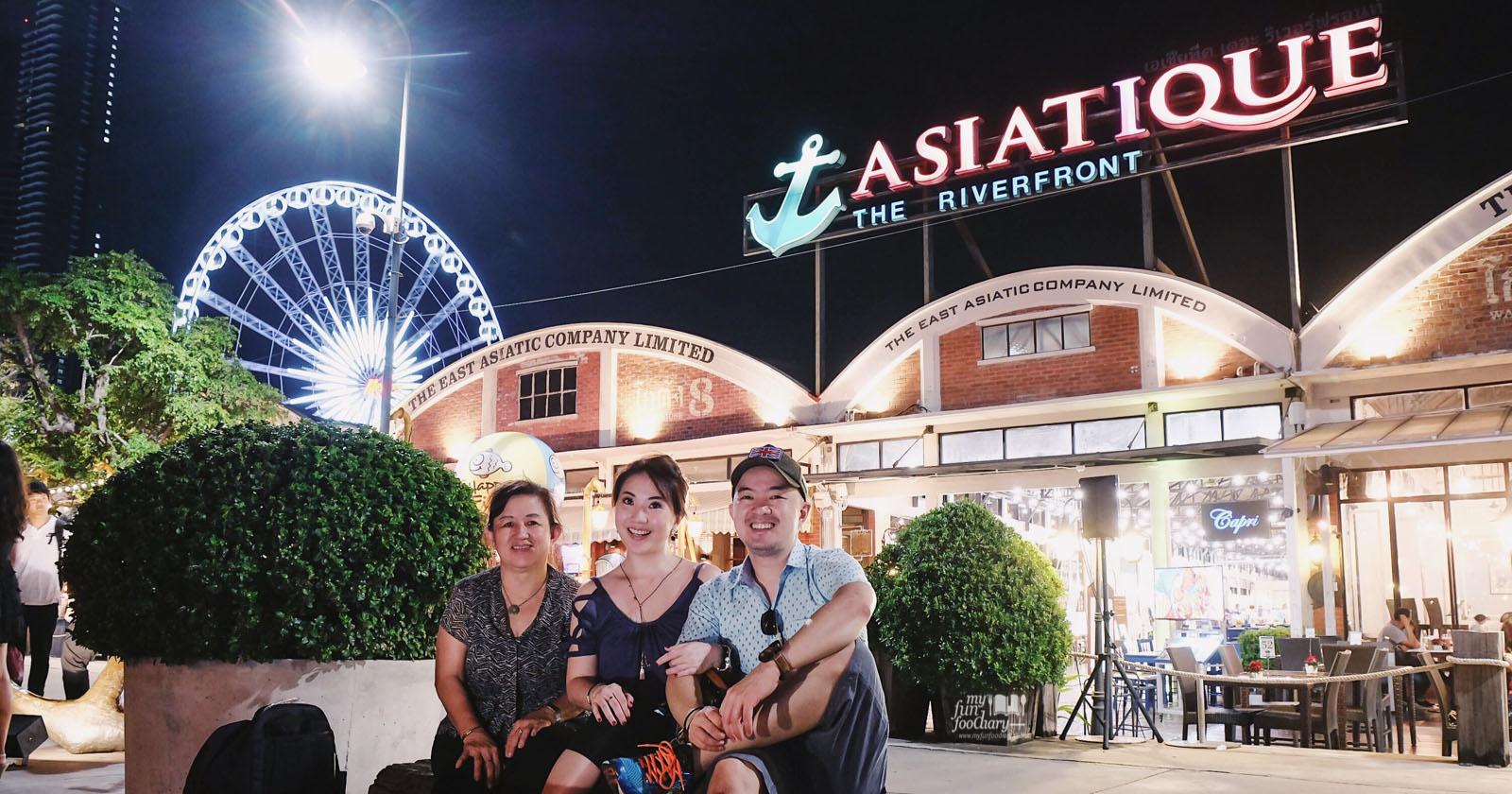 Thailand Asiatique The Riverfront Bangkok