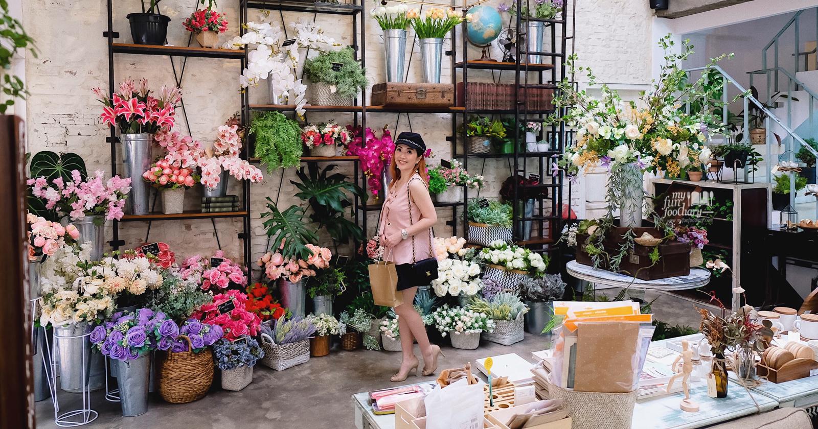 NEW] Onni House Jakarta - Flower Market & Kitchen | myfunfoodiary com