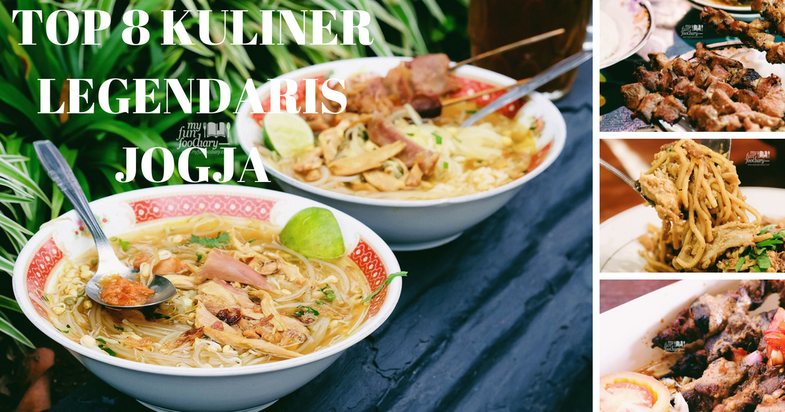 Kuliner Jogja 8 Kuliner Legendaris Wajib Kamu Coba