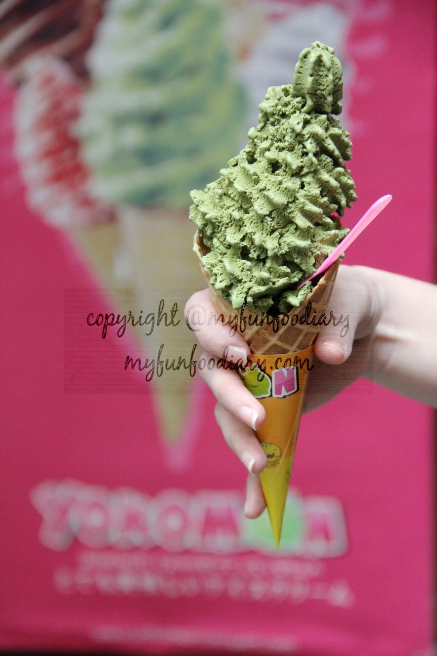 Yokomon Ice Cream : Es Krim Unik dari Jepang ...