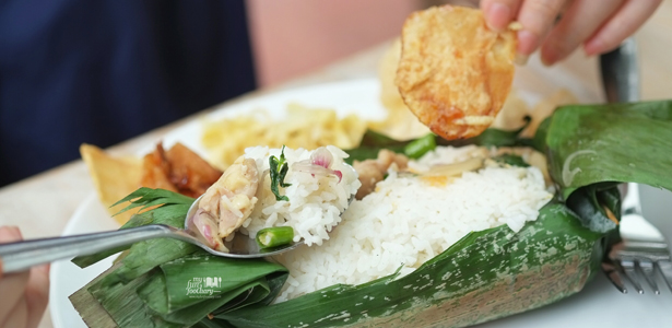 [NEW SPOT] Affordable Lunch at Pentabear Kopitime SDC | myfunfoodiary.com